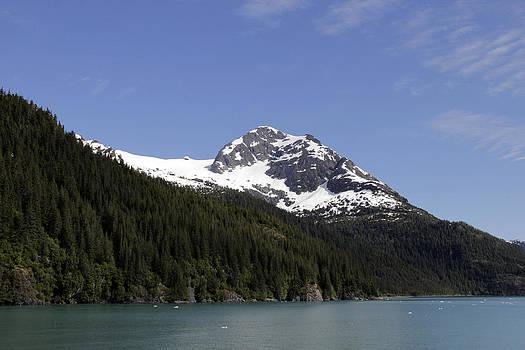 Alaska Sea-Landscape by Gladys Turner Scheytt