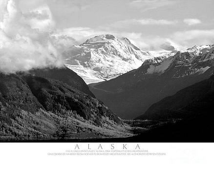 Kimberly Blom-Roemer - Alaska Valley in Fall