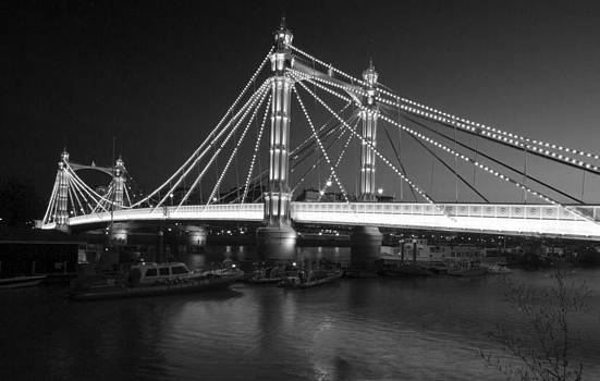 David French - Albert Bridge London