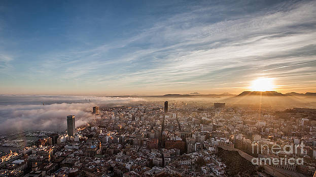 Alicante by Eugenio Moya