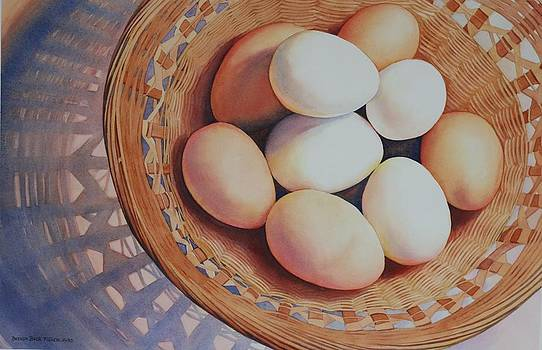 All My Eggs in One Basket by Brenda Beck Fisher