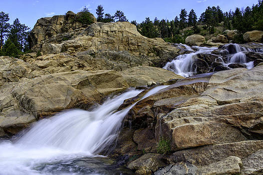 Alluvial Fan by Tom Wilbert