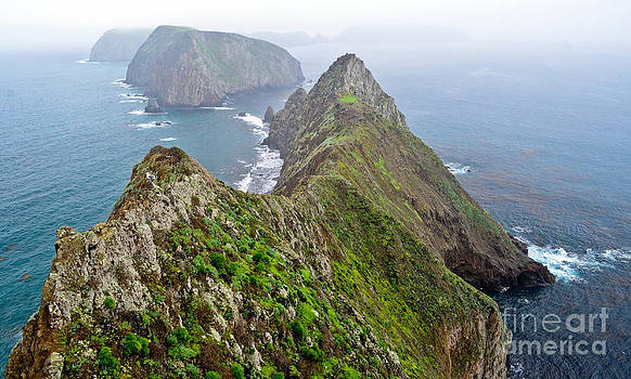 Anacapa Panorama by Jeff Loh