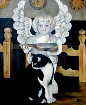 Andy and the Angel by Susan Santiago