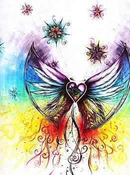 Angel II by Andrea Carroll