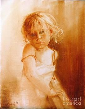 Angel by Laura Lee Zanghetti