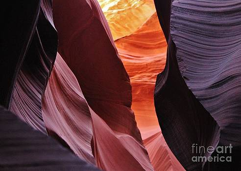 Antelope Canyon by Bernard MICHEL