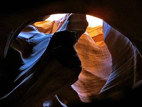 Antelope Canyon by Patricia Haynes