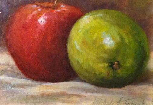 Apples by Michele Tokach