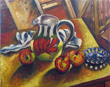 Apples by Vladimir Kezerashvili