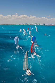 Steven Lapkin - Aqua Blue Miami