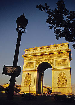 Dennis Cox - Arc de Triomphe 2
