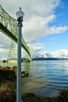 Astoria Bridge by Rae Berge