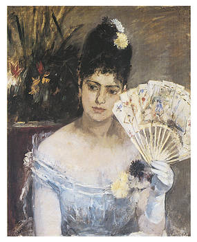Berthe Morisot - At the Ball