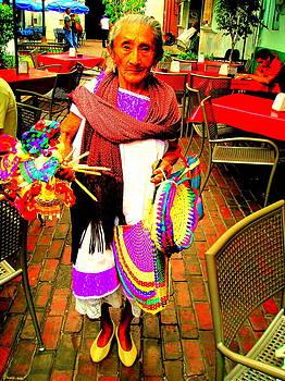 At The Market by Johanna Elik