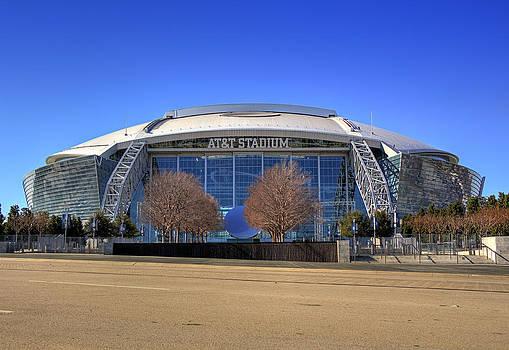 Ricky Barnard - ATT Stadium
