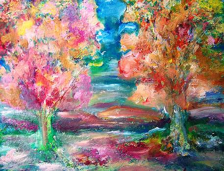 Patricia Taylor - Autumn Brilliant Color