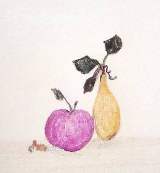 Autumn Fruits by Christine Corretti