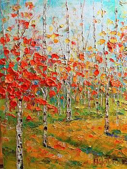 Autumn by Mirjana Gotovac