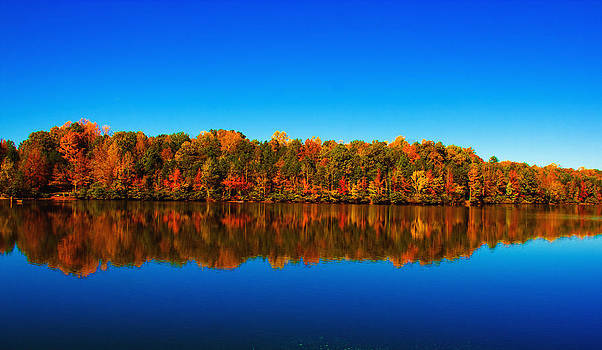 SC Autumn Reflections by Andy Lawless