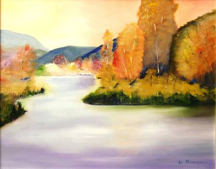 Autumn Splendor by W William Brown Jr