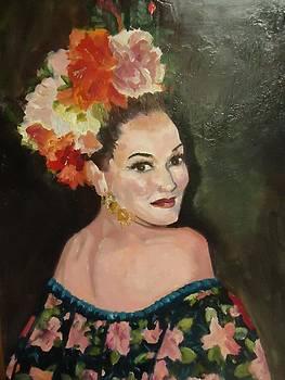 Ay Que Guapa by Luz Perez