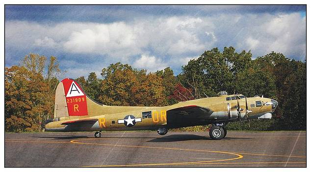 Joe Duket - B-17 Flying Fortress