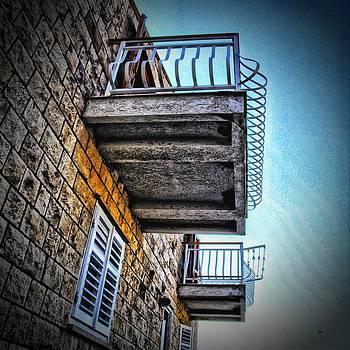 Balcony by Angel Eowyn