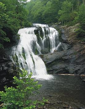 Joe Duket - Bald River Falls