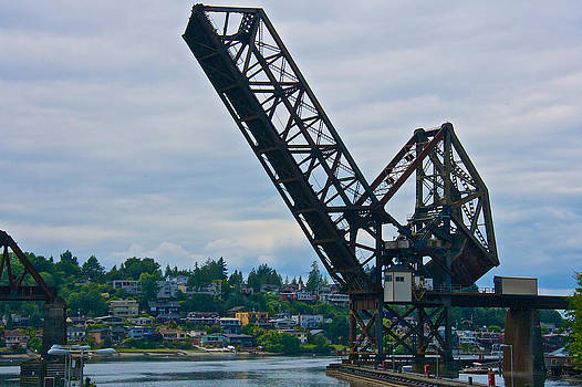 Steven Lapkin - Ballard Rail Bridge