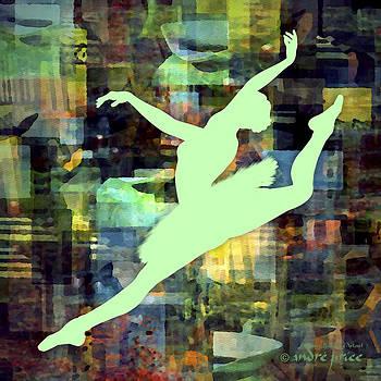 Alfred Price - Ballerina Silhouette - Ballet Move 6