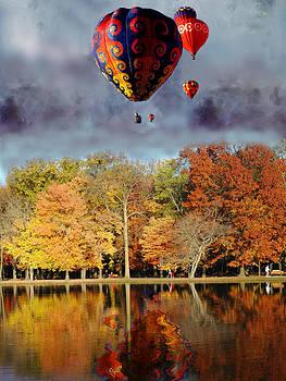 Balloon Series  by Sid Katragadda