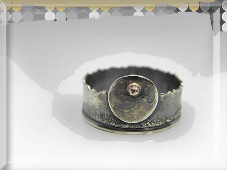 Band Ring by Vesna Kolobaric