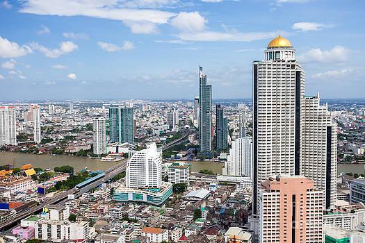 Fototrav Print - Bangkok city skyline