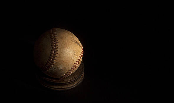 Baseball by Cecil Fuselier