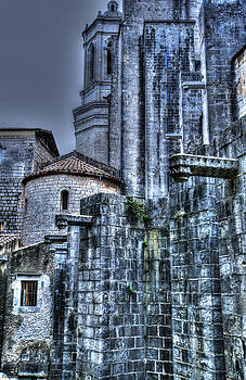 Isaac Silman - Basilica de Santa Maria Girona
