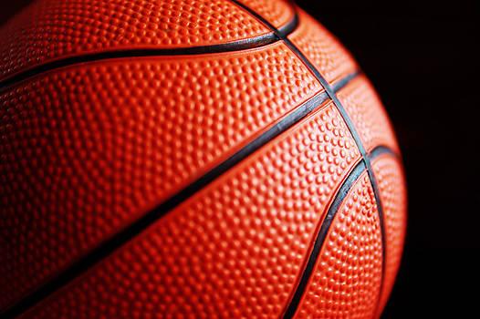 Basketball by Sergei Zinovjev