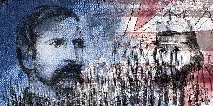Battle Of Gettysburg Tribute Day Two by Joe Winkler