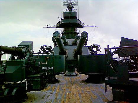 Battleship by Patricia Erwin
