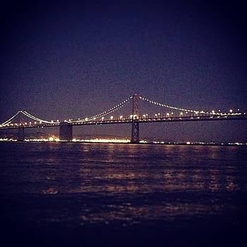 Bay Bridge by Mandy Wiltse