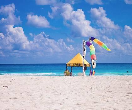 Beach Colors by Richie Stewart