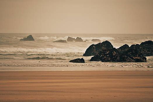 Beach by Ivan Slosar