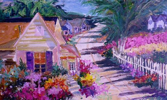 Beach Path by Therese Fowler-Bailey