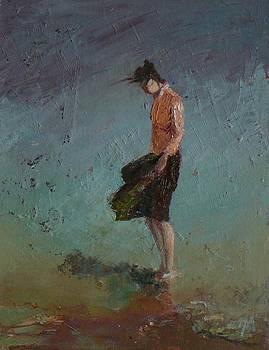 SOLD Beach Wind by Irena  Jablonski