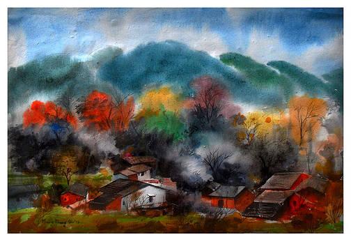 Beautiful Yunnan  by Mong Sho