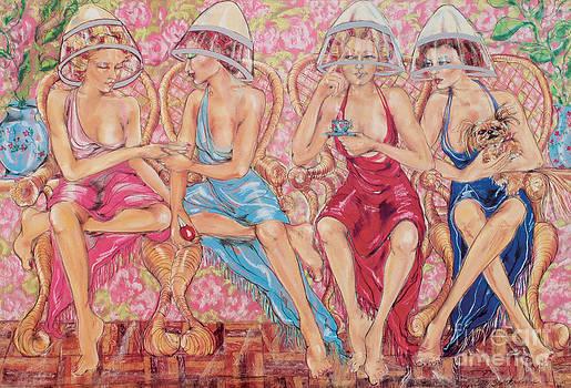 Beauty Parlour by Barbara Black