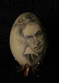 Beethoven by Jo Marrocco