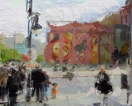 Steve K - Berlin Alexanderplatz