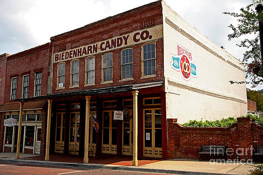 Biedenharn Candy co by Russell Christie