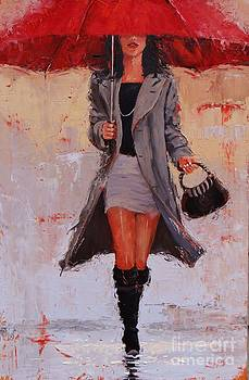 Big Red by Laura Lee Zanghetti